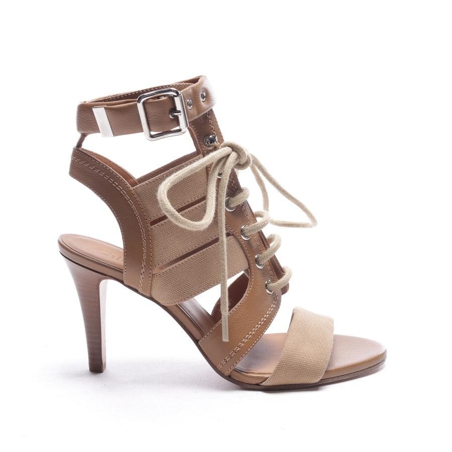 Sandaletten von Chloé in Hellbraun Gr. EUR 36,5 Neu
