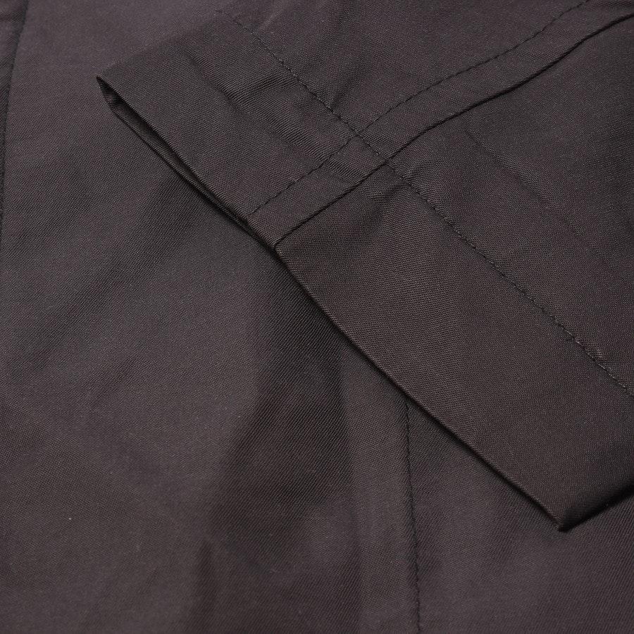 Übergangsjacke von Costume National in Grau Gr. DE 36 IT 42