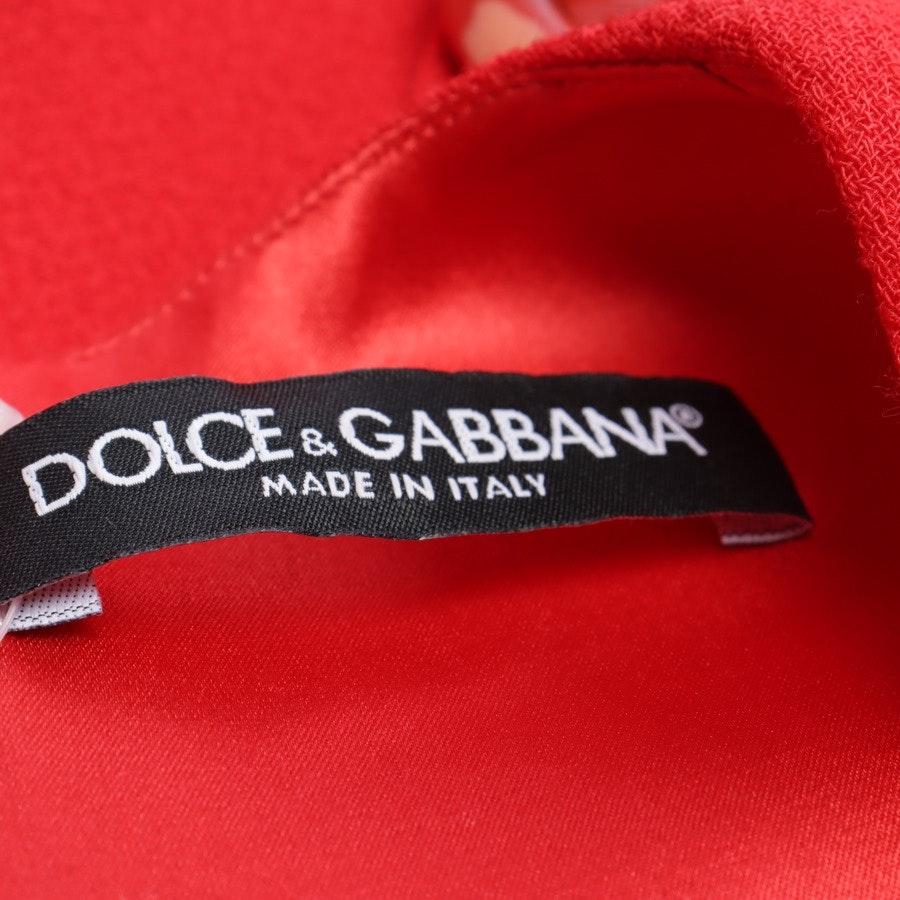 Wollkleid von Dolce & Gabbana in Rot Gr. 30 IT 36