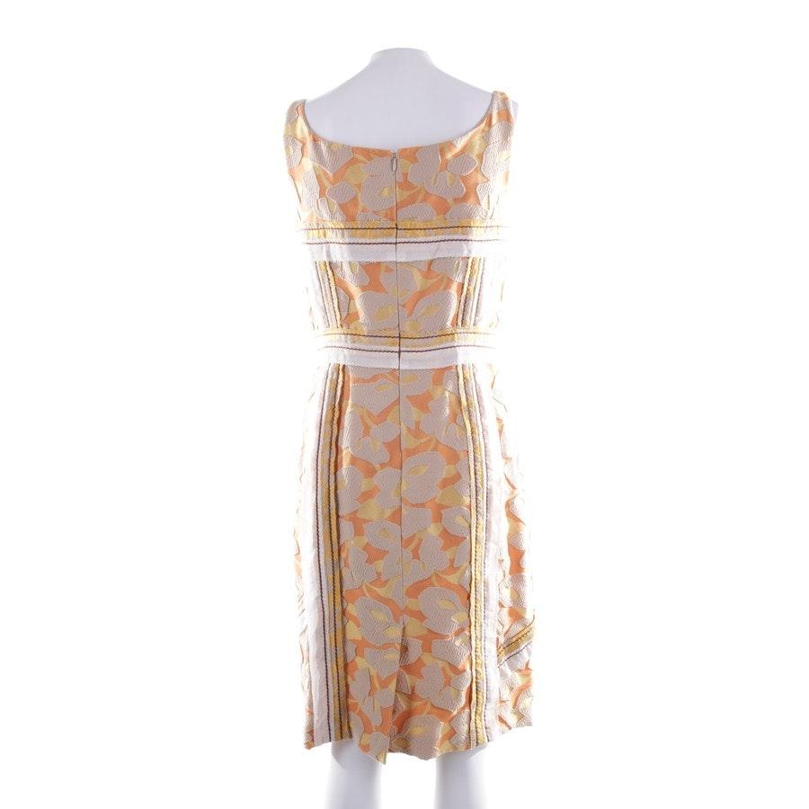 Kleid von Prada in Mehrfarbig Gr. 36 IT 42