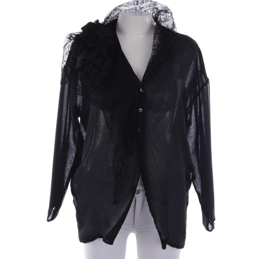 Bluse von Dolce & Gabbana in Schwarz Gr. 38 IT 44