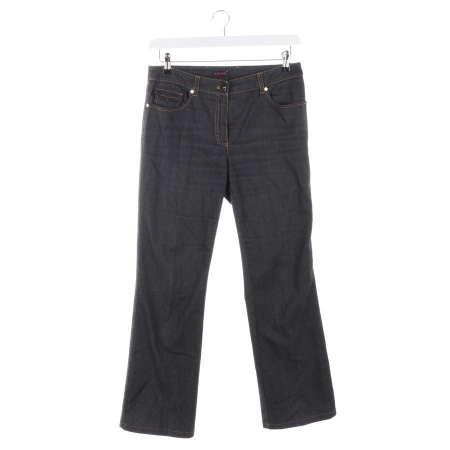 Jeans von Escada in Dunkelgrau Gr. 38