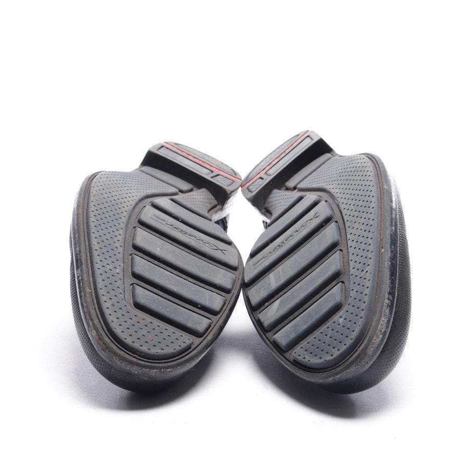 Schnürschuhe von Lloyd in Schwarz und Grau Gr. EUR 46 UK 11