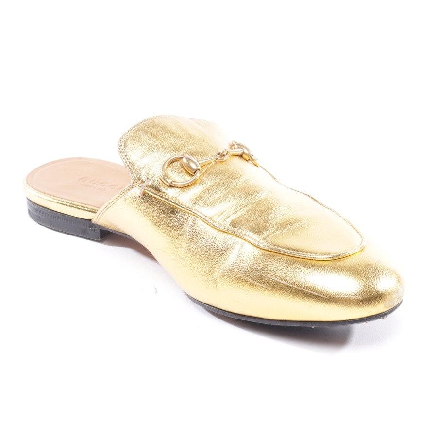 Mulse von Gucci in Gold Gr. EUR 38,5