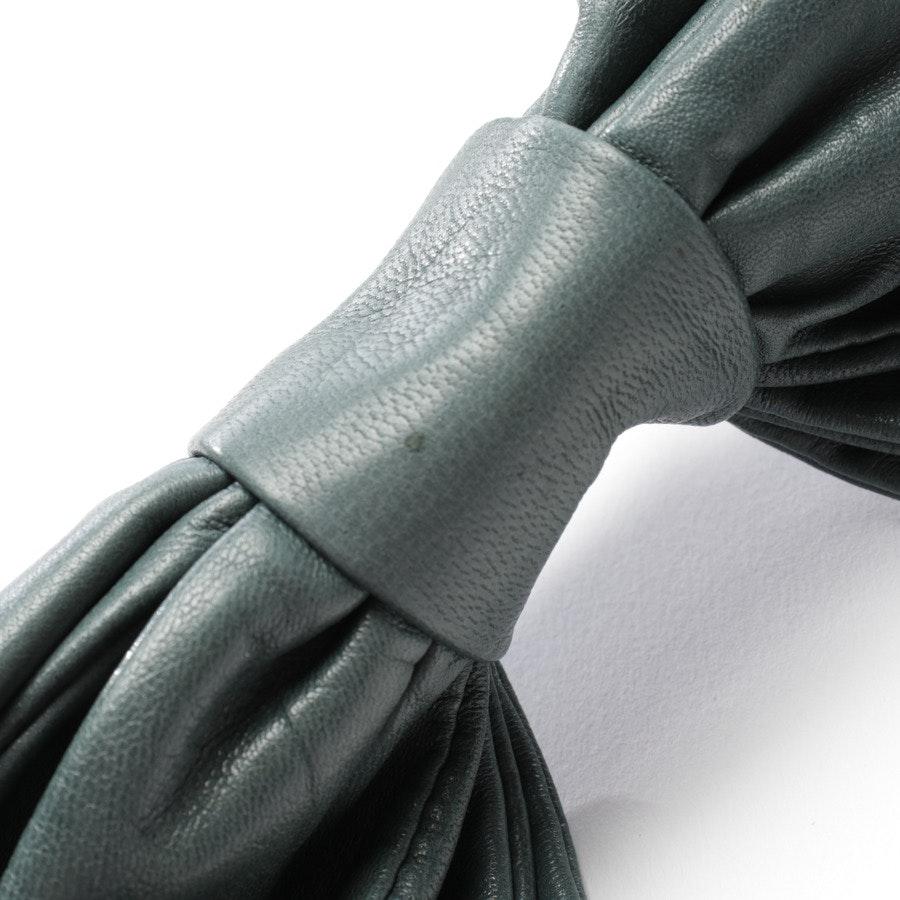 Taillengürtel von Ermanno Scervino in Türkis Gr. 75 cm