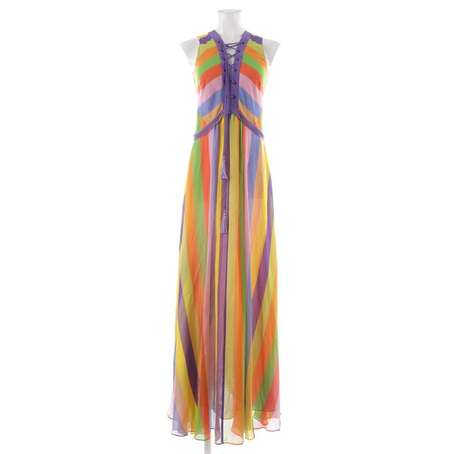 Maxiseidenkleid von Etro in Mehrfarbig Gr. 38 IT 44 Neu