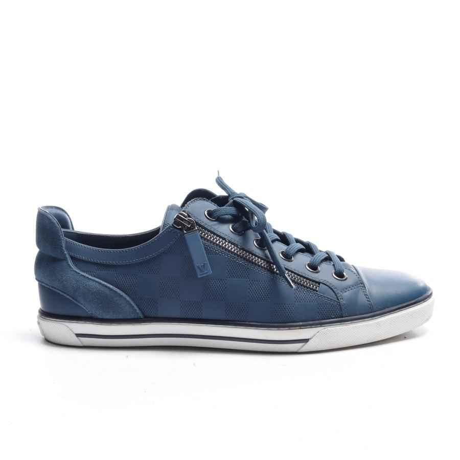 Sneaker von Louis Vuitton in Stahlblau Gr. EUR 42 UK 8