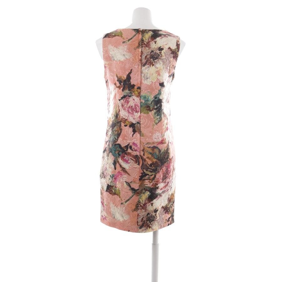 Kleid von Dolce & Gabbana in Mehrfarbig Gr. 38 IT 44