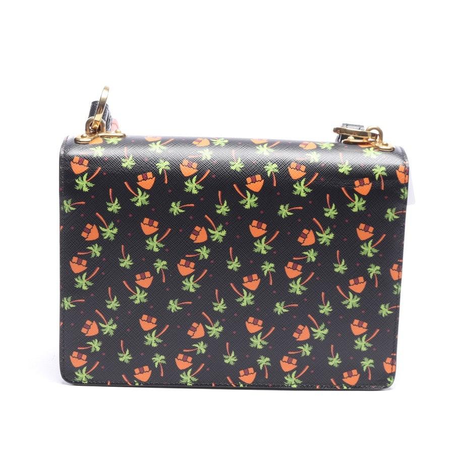 Crossbody Bag von Prada in Schwarz und Mehrfarbig Pattina