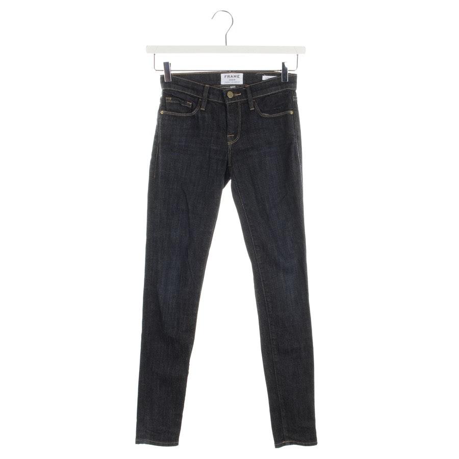 jeans from Frame in blue size W24 - le skinny de jeanne