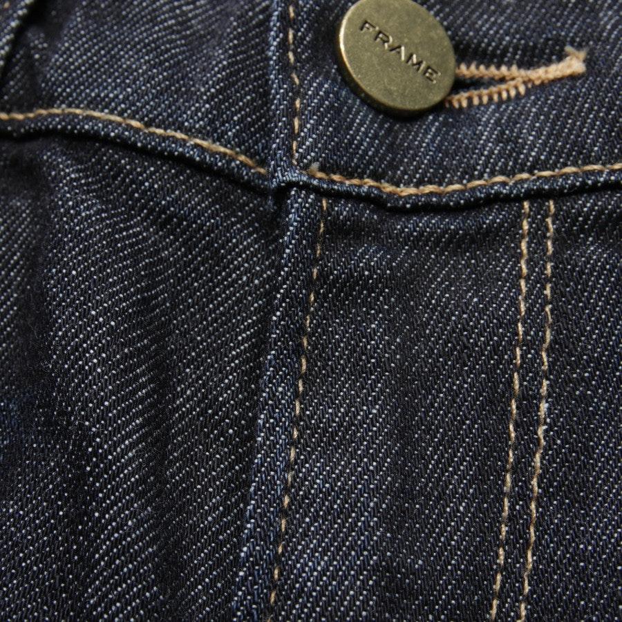 Jeans von Frame in Blau Gr. W24 - Le Skinny de Jeanne