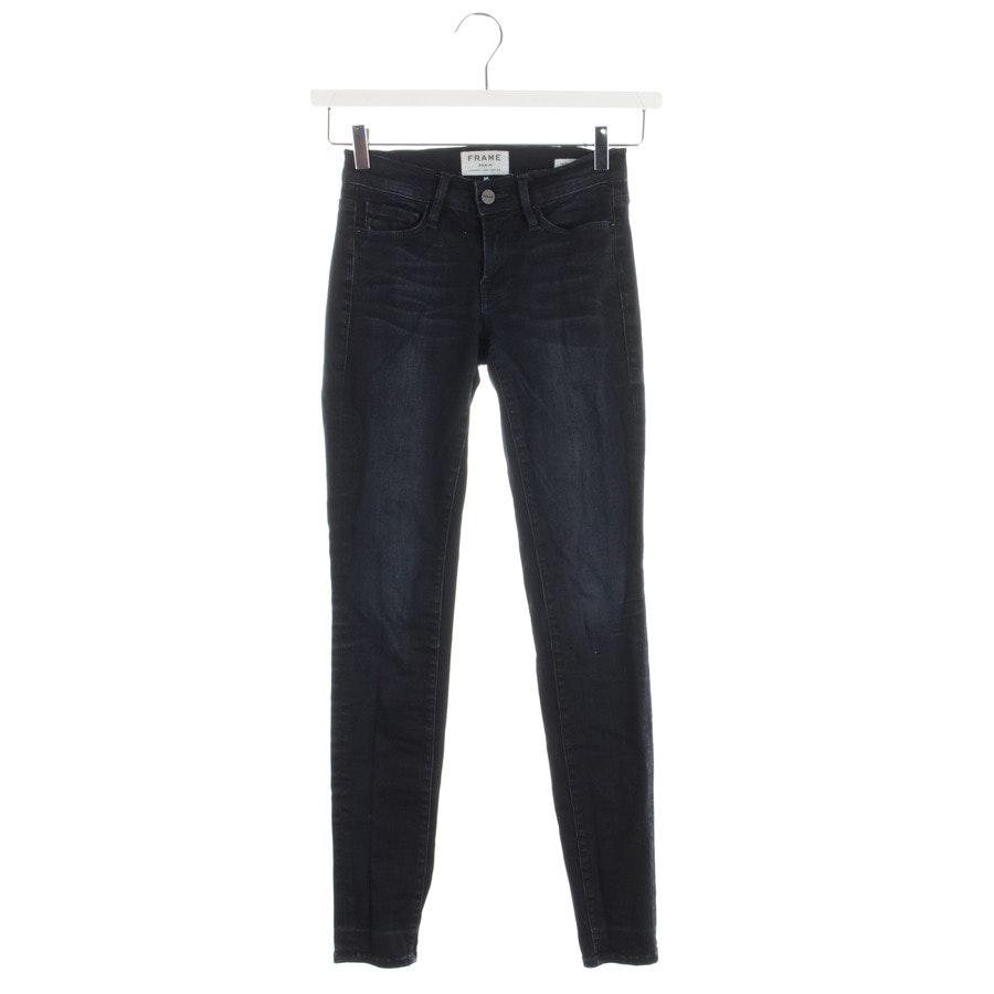 jeans from Frame in dark blue size W23 - le skinny de jeanne
