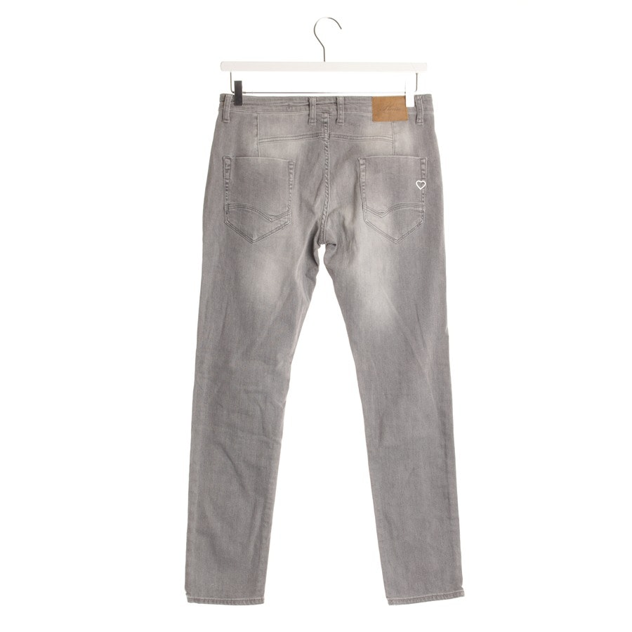 jeans from Please in light grey size M