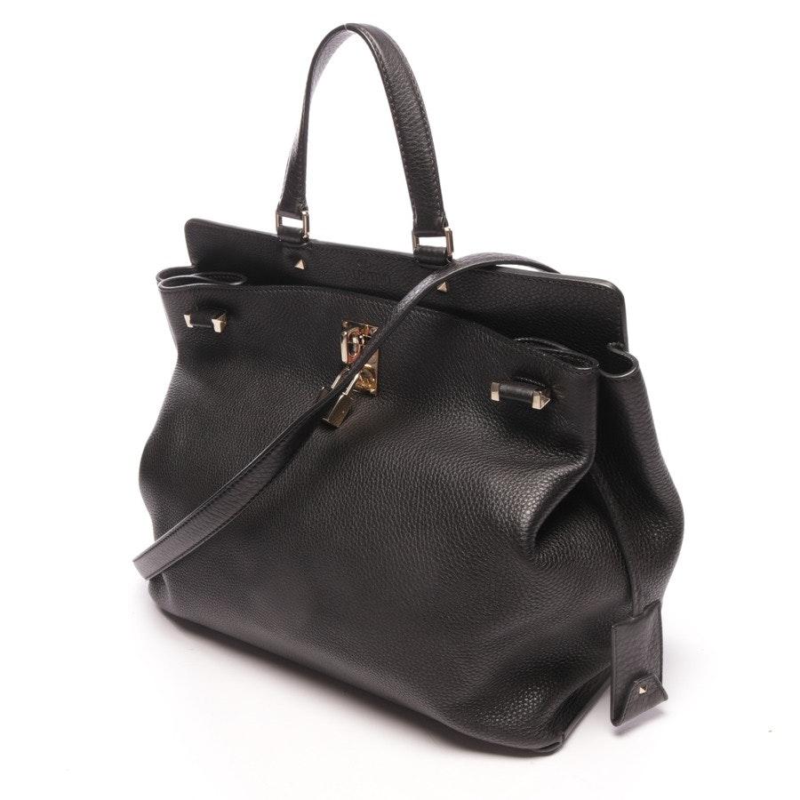 Handtasche von Valentino in Schwarz - Joy Lock