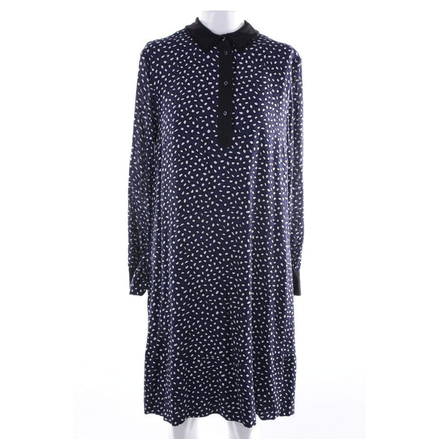 Kleid von Steffen Schraut in Blau und Multicolor Gr. 38
