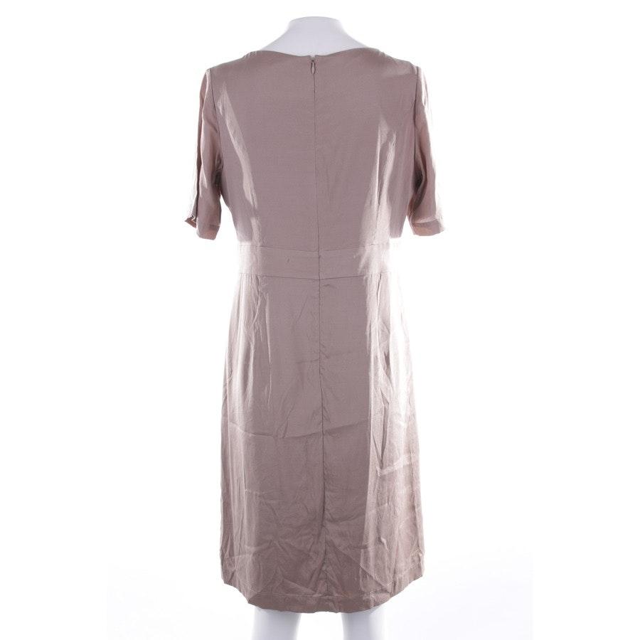 Kleid von Steffen Schraut in Sandbraun Gr. 40