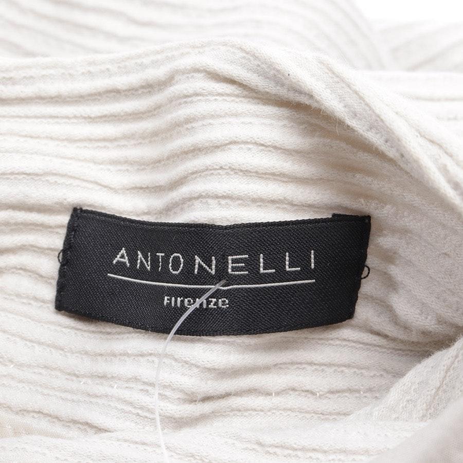 Kleid mit Blazer von Antonelli in Hellgrau Gr. 38