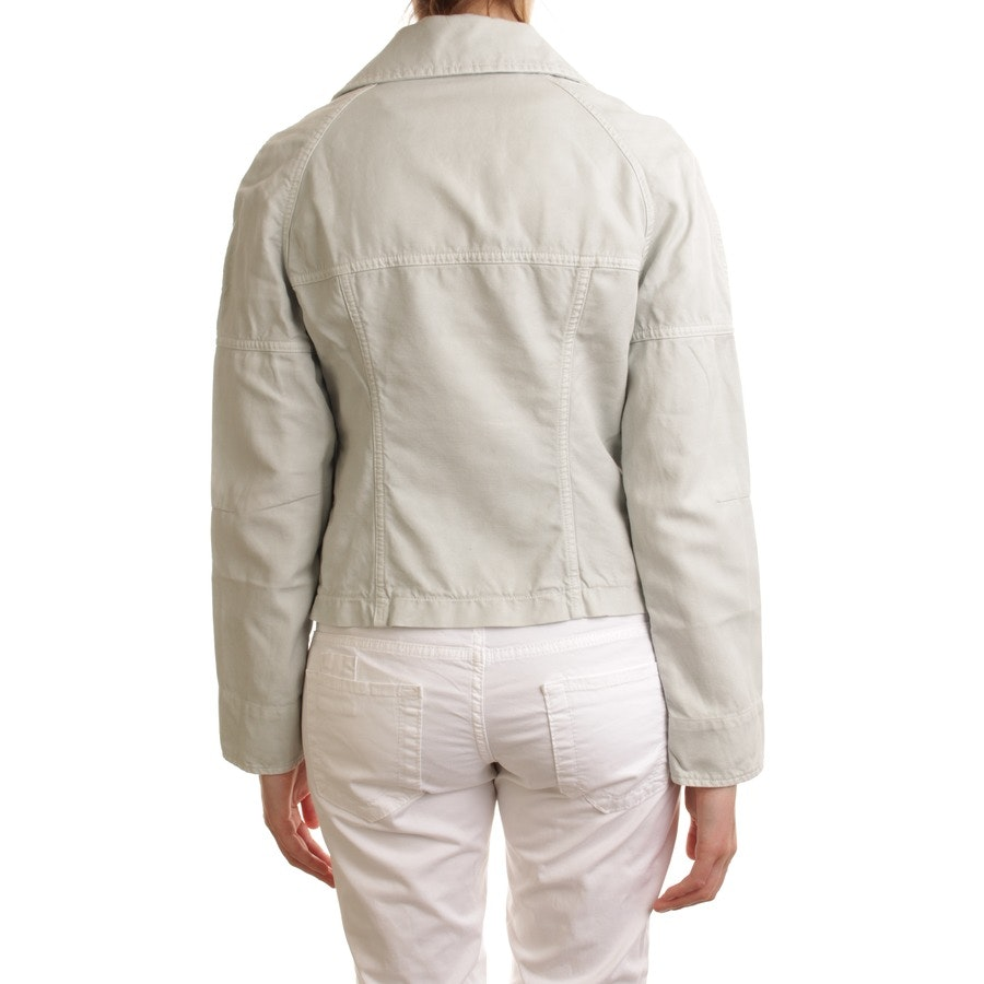 jacket from 7 for all mankind in light blue size M
