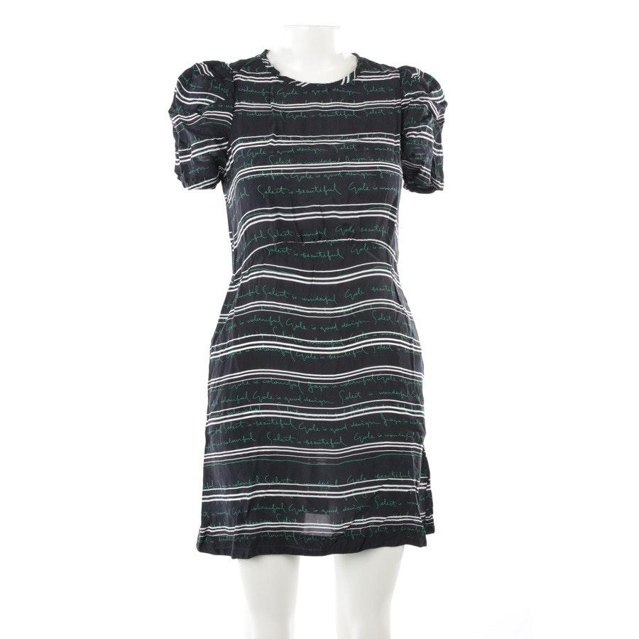 Kleid von Maje in Dunkelblau und Multicolor Gr. 38 / 3