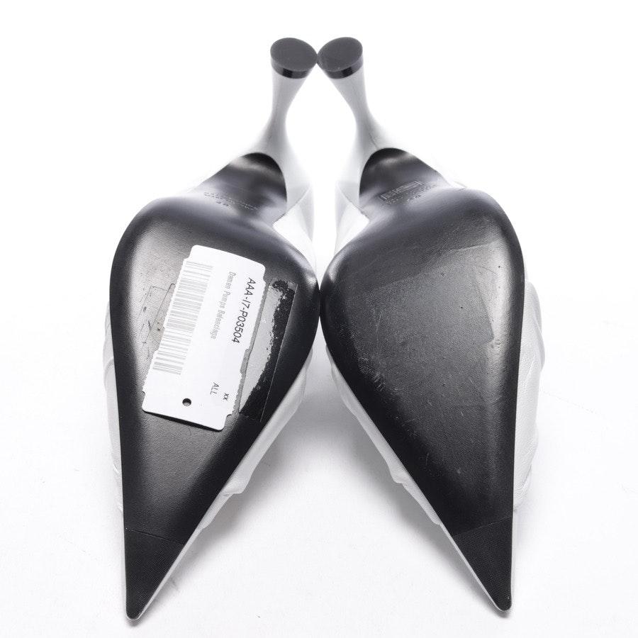 Pumps von Balenciaga in Weiss Gr. EUR 40 Neu