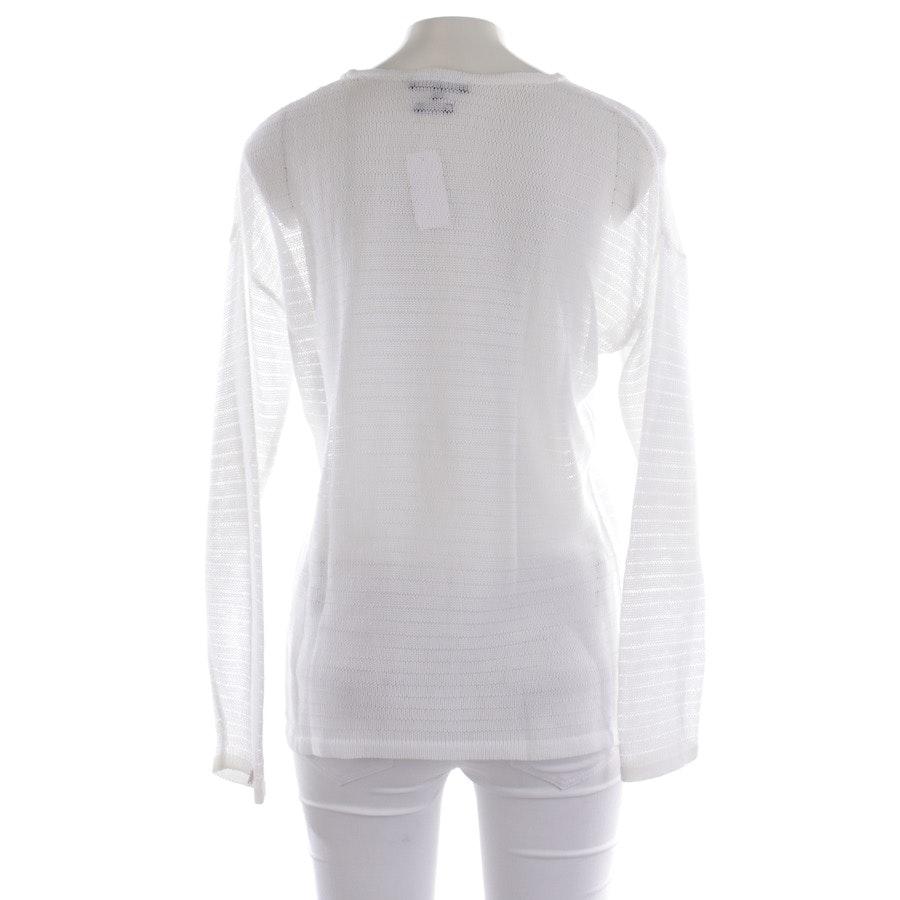Pullover von Tommy Hilfiger in Weiß Gr. S