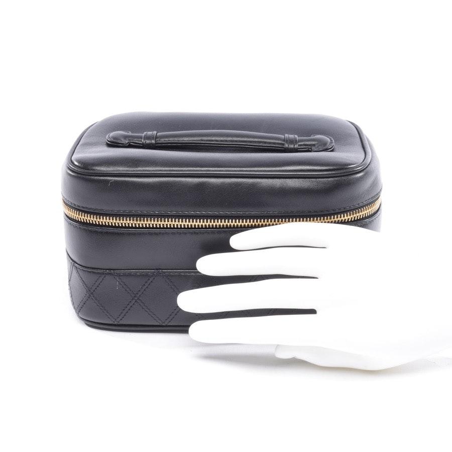 Beauty Case von Chanel in Schwarz Vanity Case