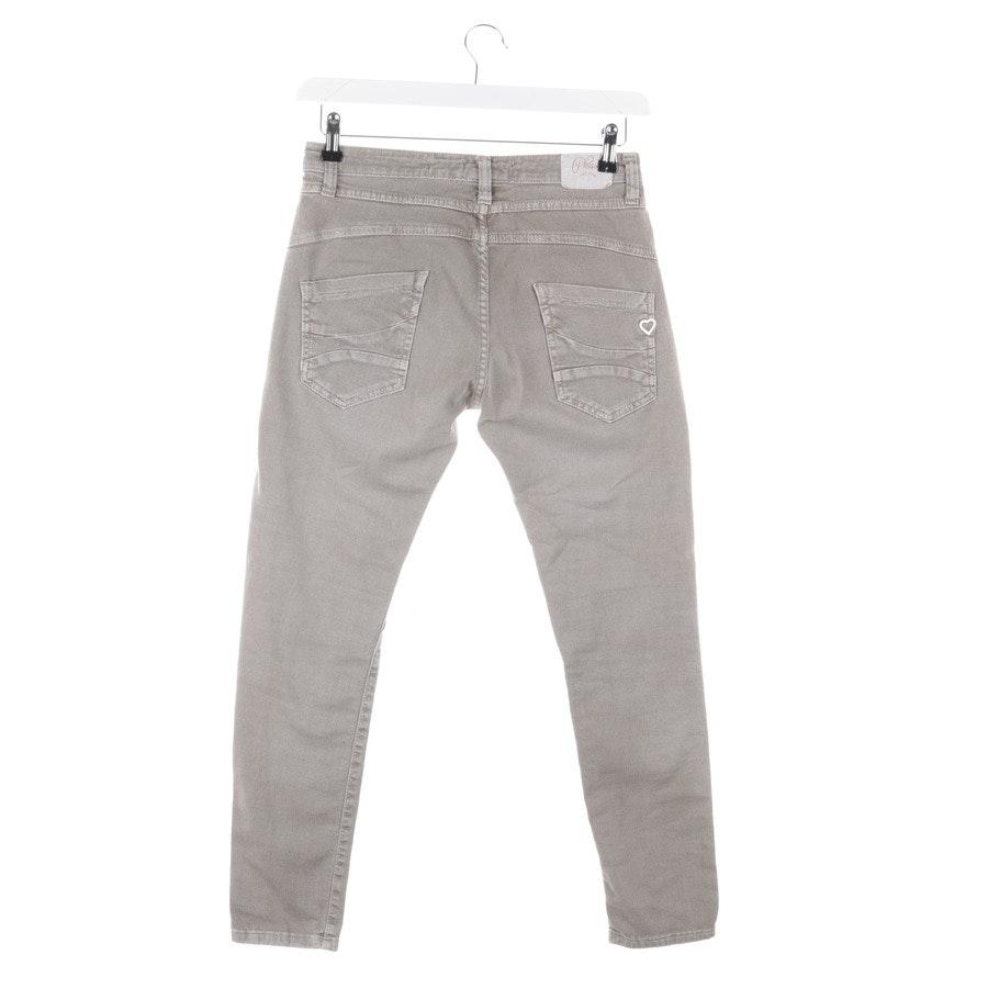 Jeans von Please in Khaki Gr. XS