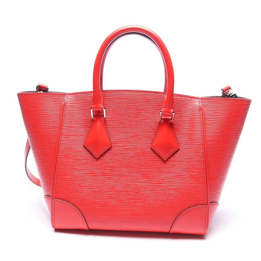 Handtasche von Louis Vuitton in Rot Louis Vuitton Phenix Epi mm Coquelicot