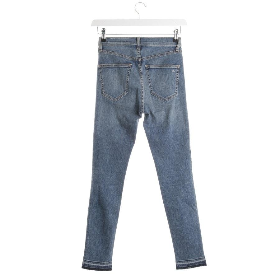 Jeans von Rag & Bone in Blau Gr. W26