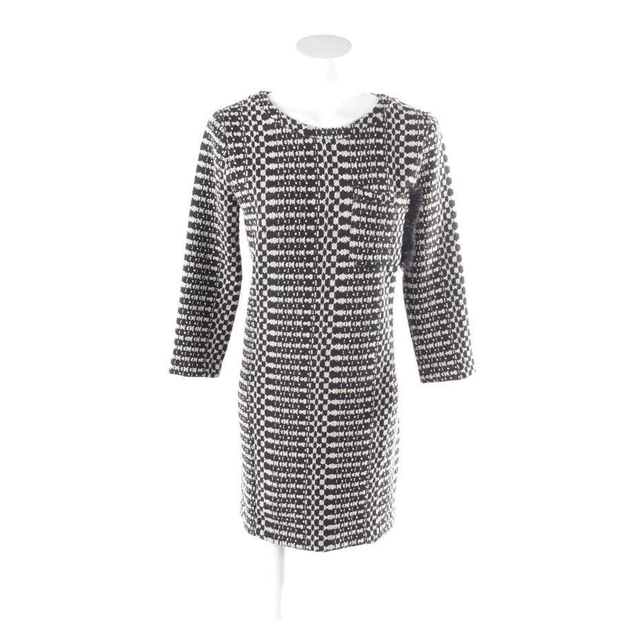 Kleid von Essentiel Antwerp in Schwarz und Weiß Gr. 32 FR 34