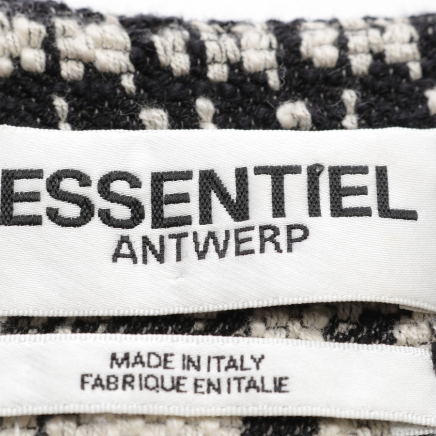 dress from Essentiel Antwerp in black and white size 34