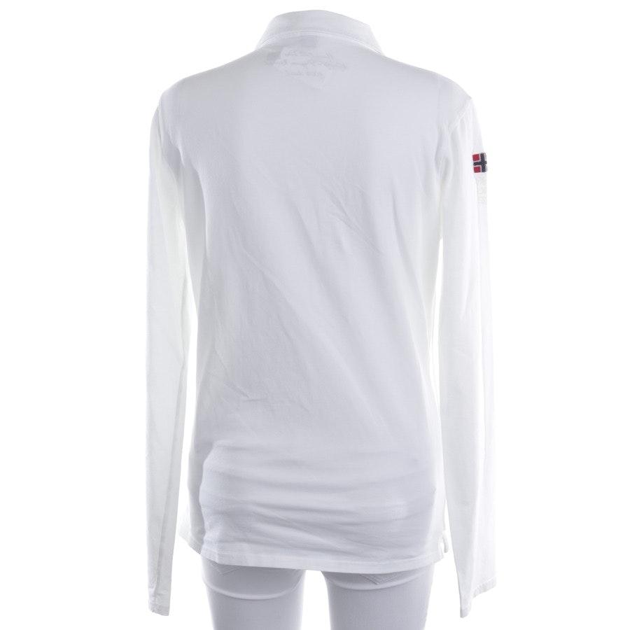 Shirt von Napapijri in Weiß Gr. 2XL