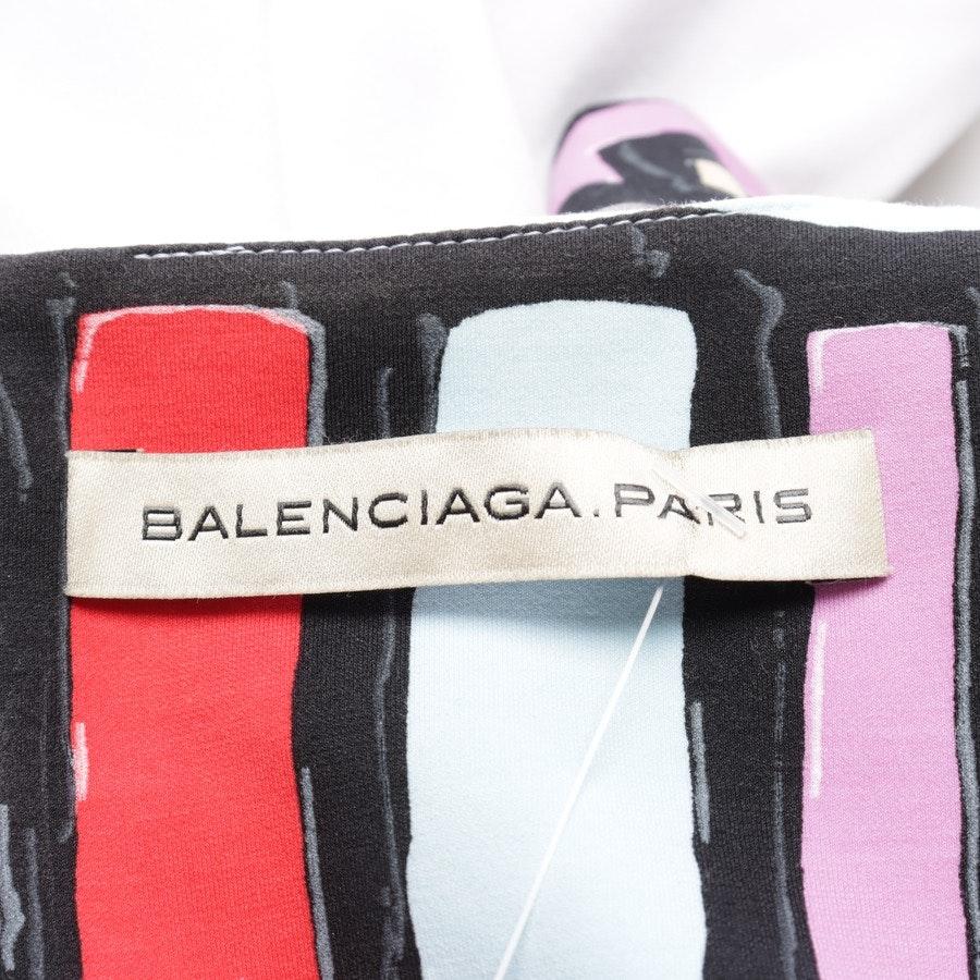 Kleid von Balenciaga in Mehrfarbig Gr. 36 FR 38