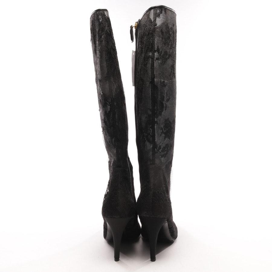 Stiefel von Valentino in Schwarz Gr. D 40