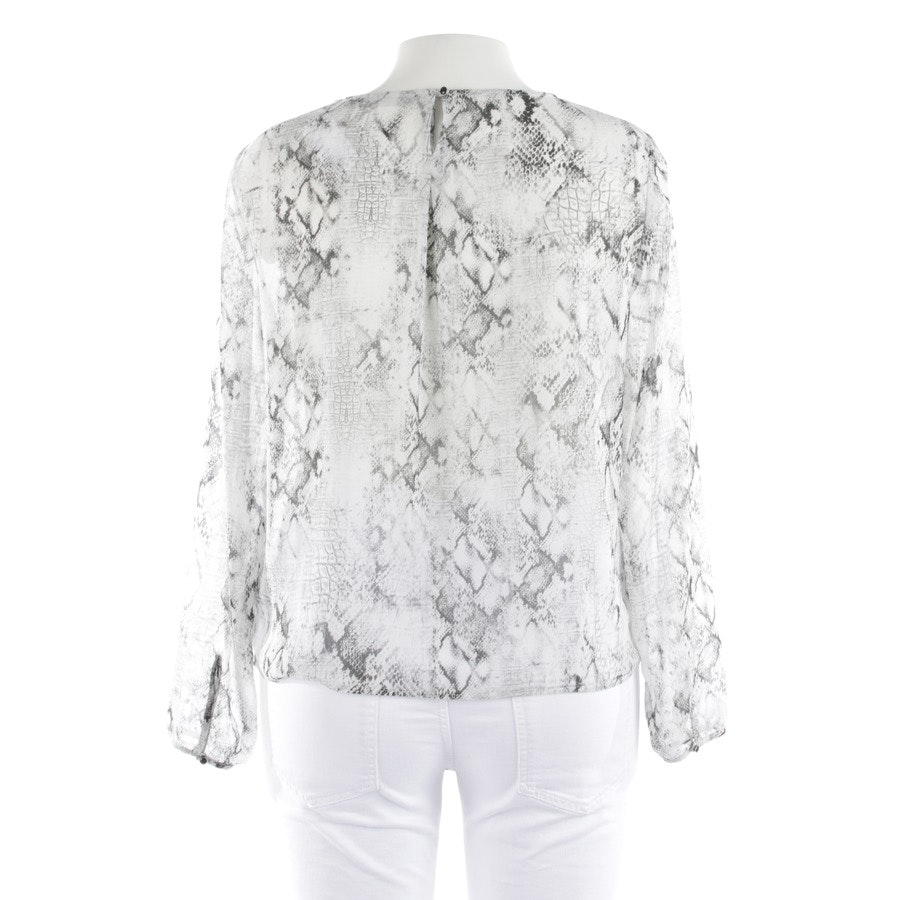 blouses & tunics from Oui in offwhite and black size 40