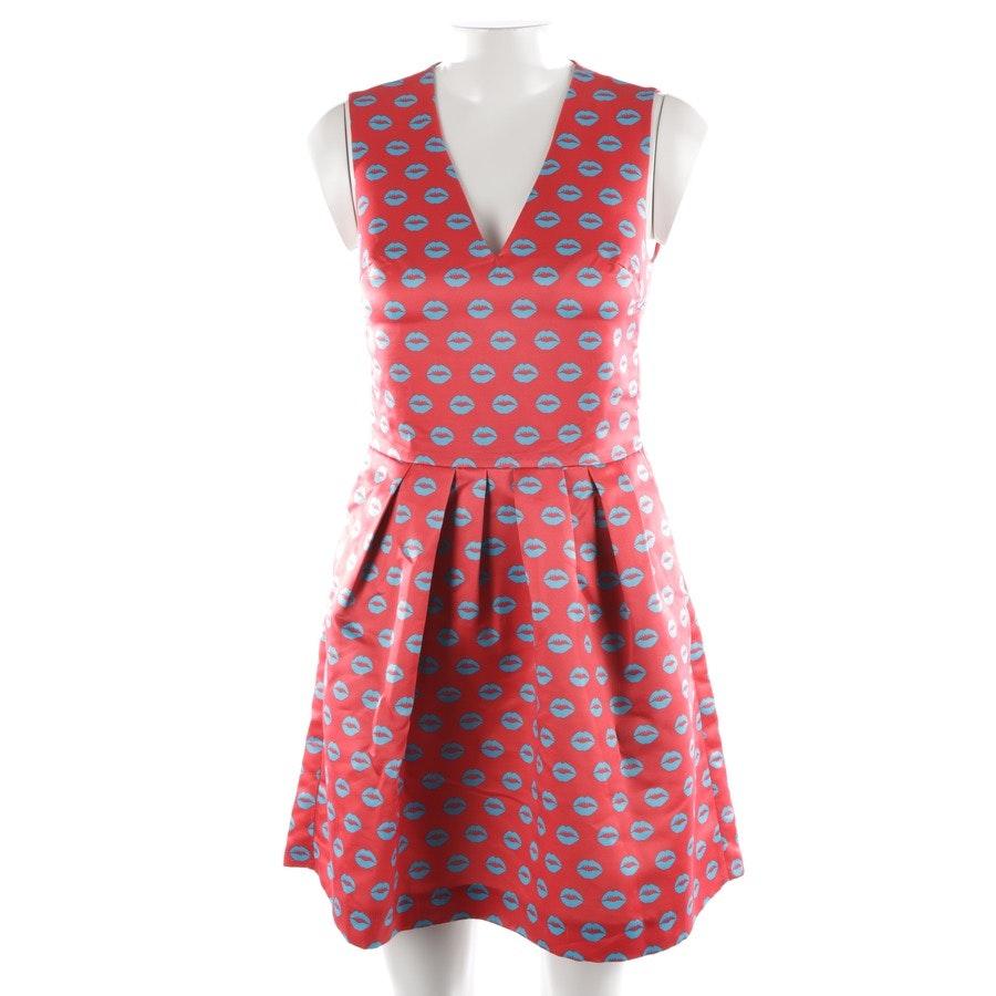 Kleid von Markus Lupfer in Rot & Blau Gr. S