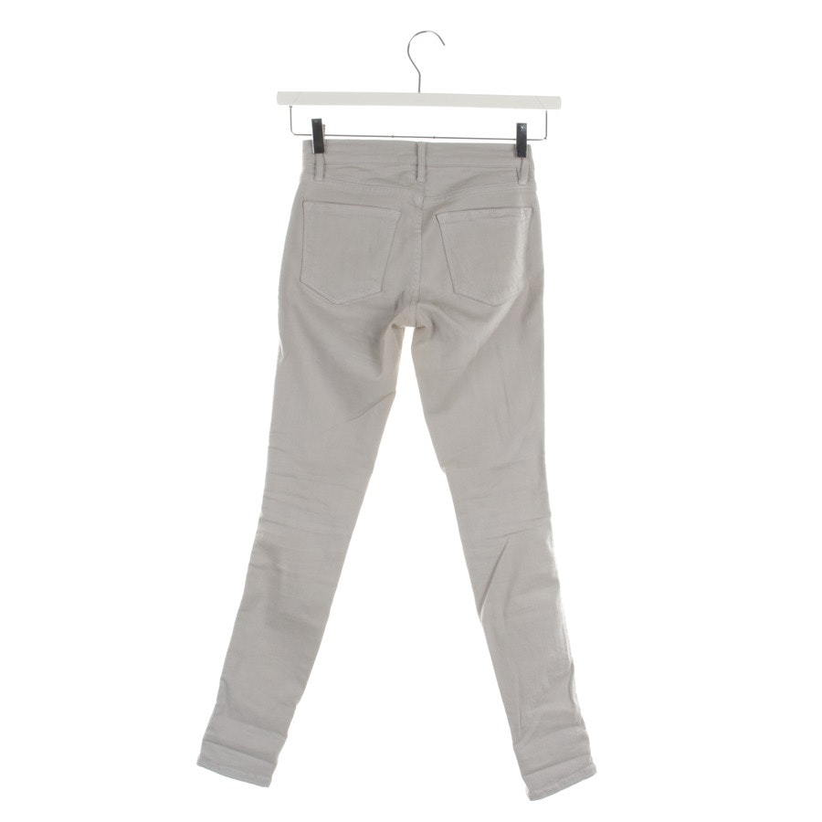 jeans from Frame in grey size W24 - le high skinny
