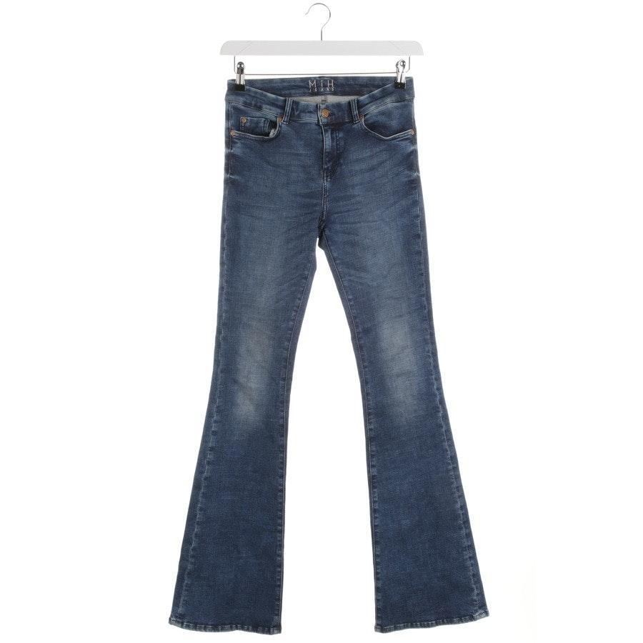 Jeans von MiH in Dunkelblau Gr. W28