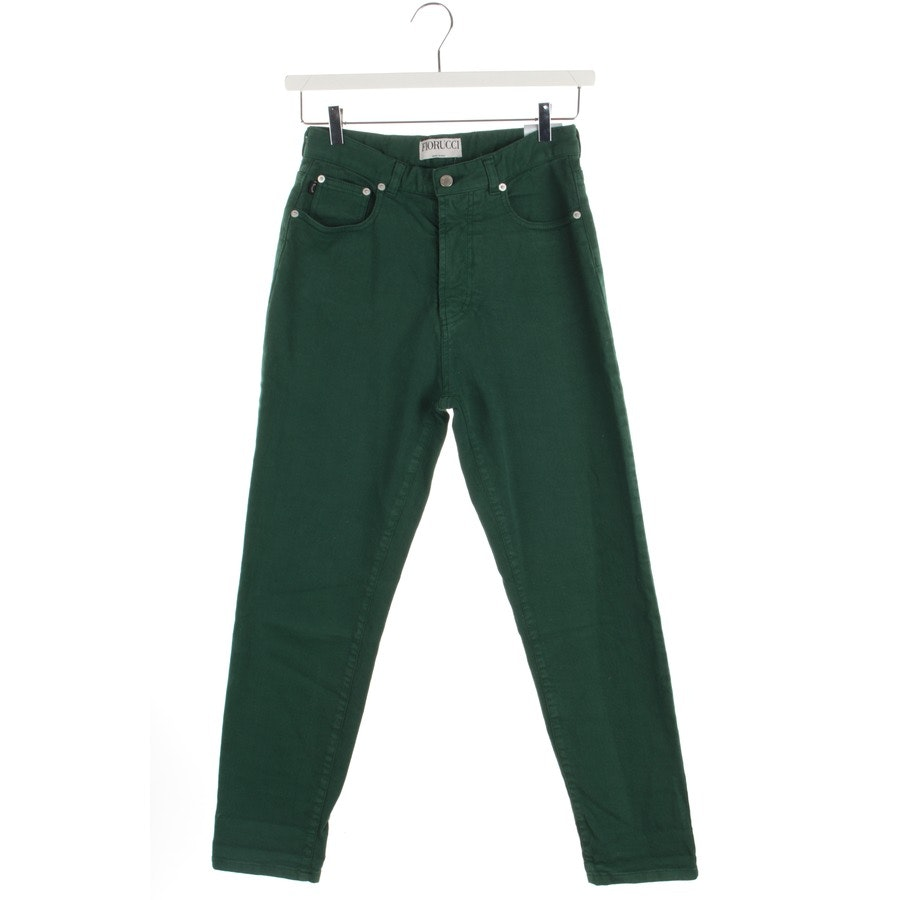jeans from Fiorucci in green size W29 - tara - new