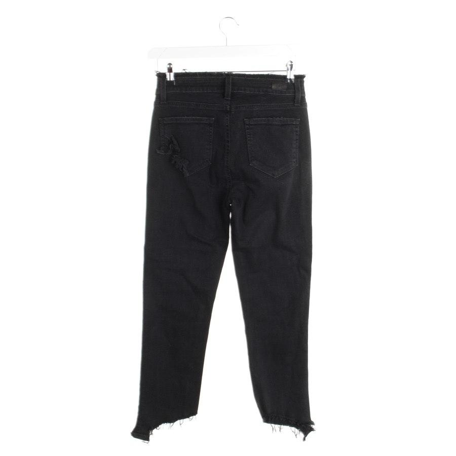 Jeans von Paige in Schwarz Gr. DE 28 - Julia