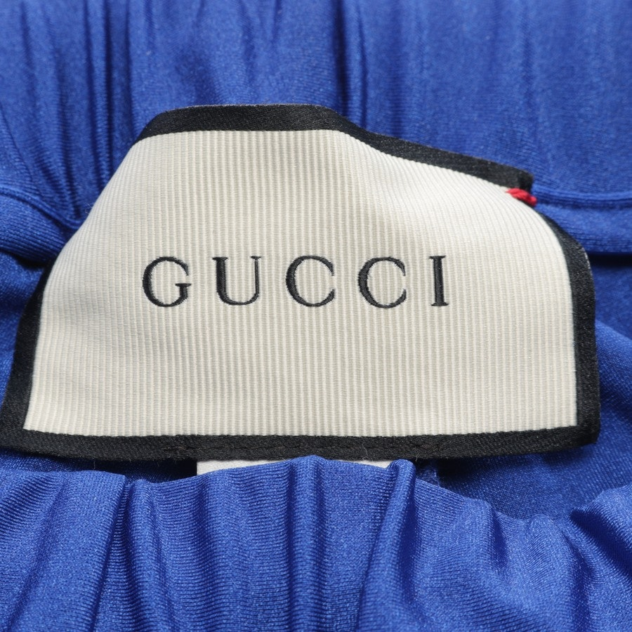 trousers from Gucci in cyan blue size M