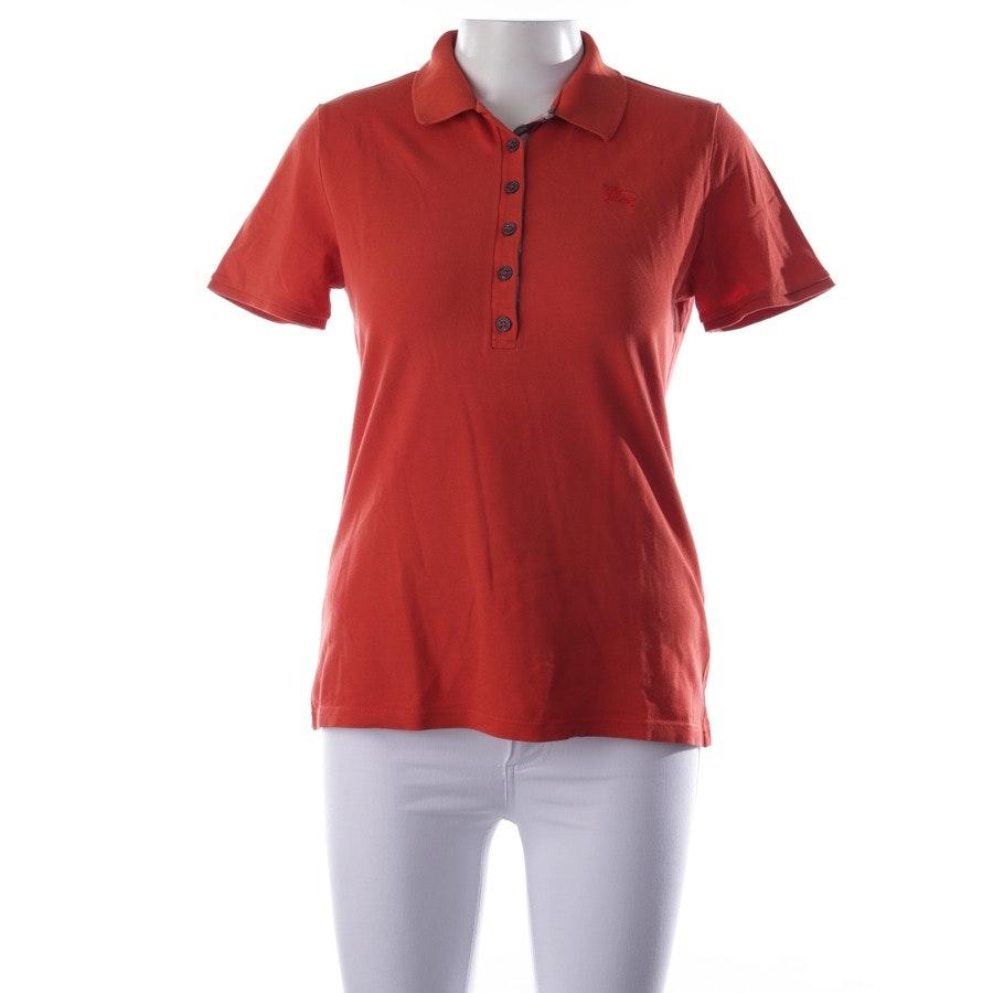 Poloshirt von Burberry Brit in Orange Rot Gr. L