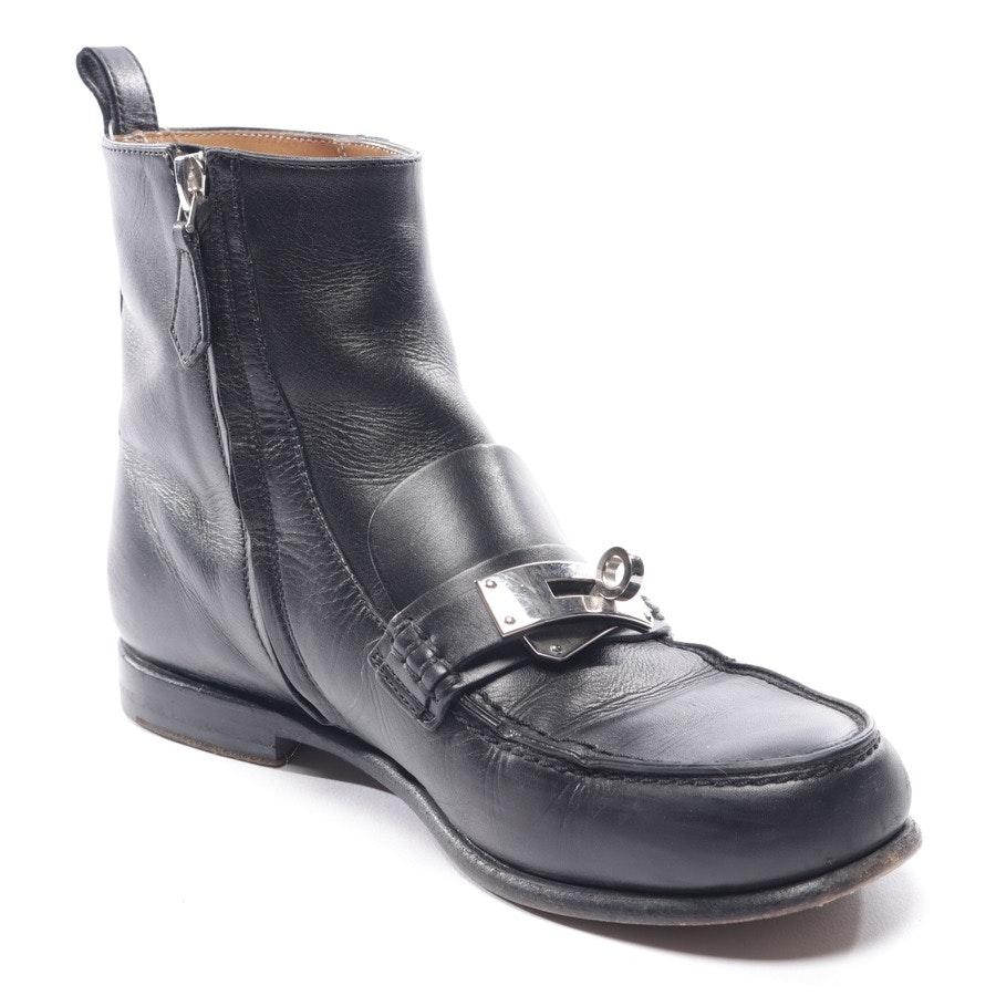 Stiefeletten von Hermès in Schwarz Gr. EUR 36