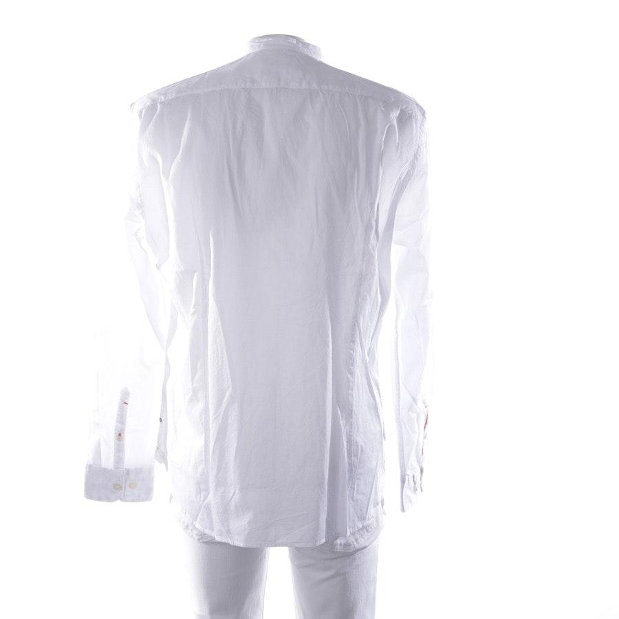 Freizeithemd von Marc O'Polo in Weiß Gr. XL