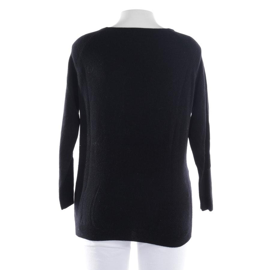 Pullover von Insieme in Schwarz und Silber Gr. 42