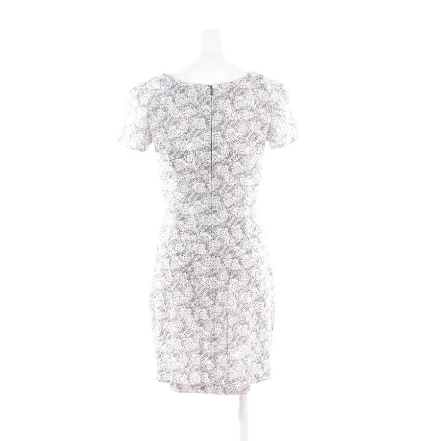 Kleid von The Kooples in Weiß und Schwarz Gr. S