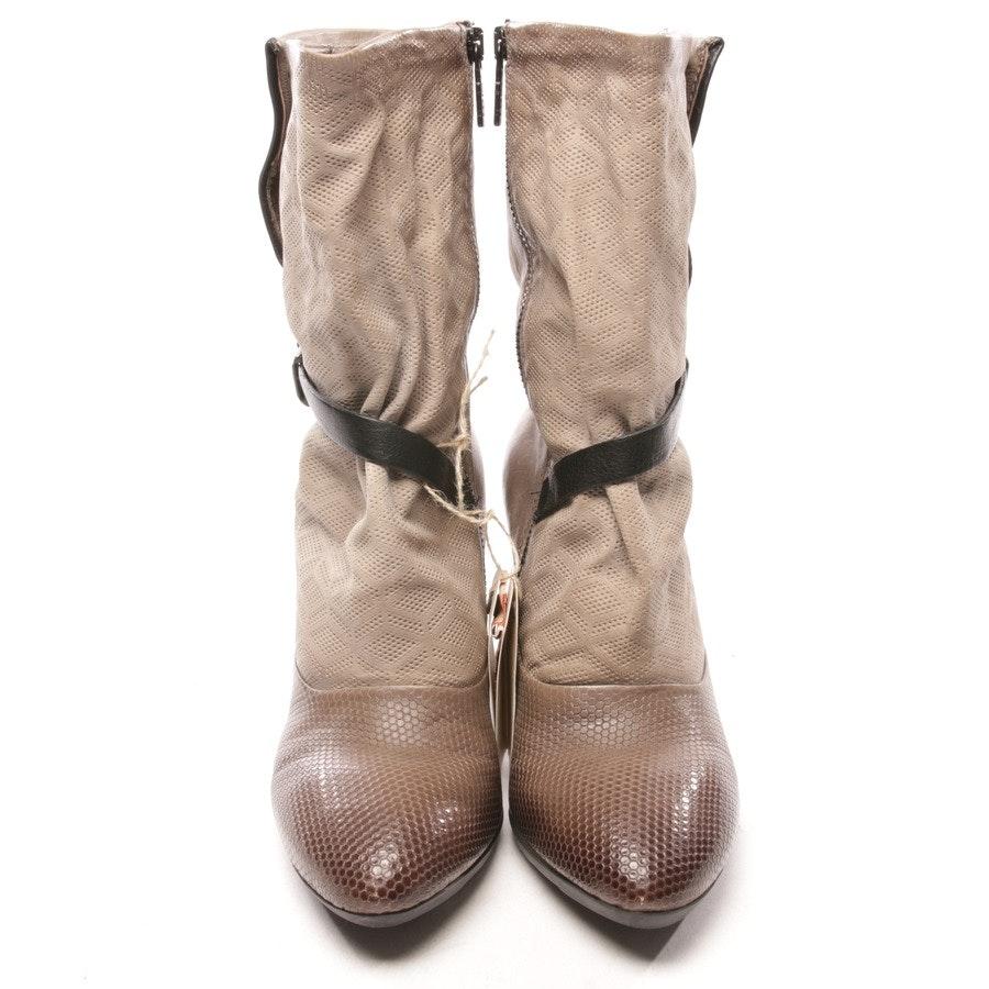 Stiefel von A.S.98 in Grau Gr. D 40 - Neu