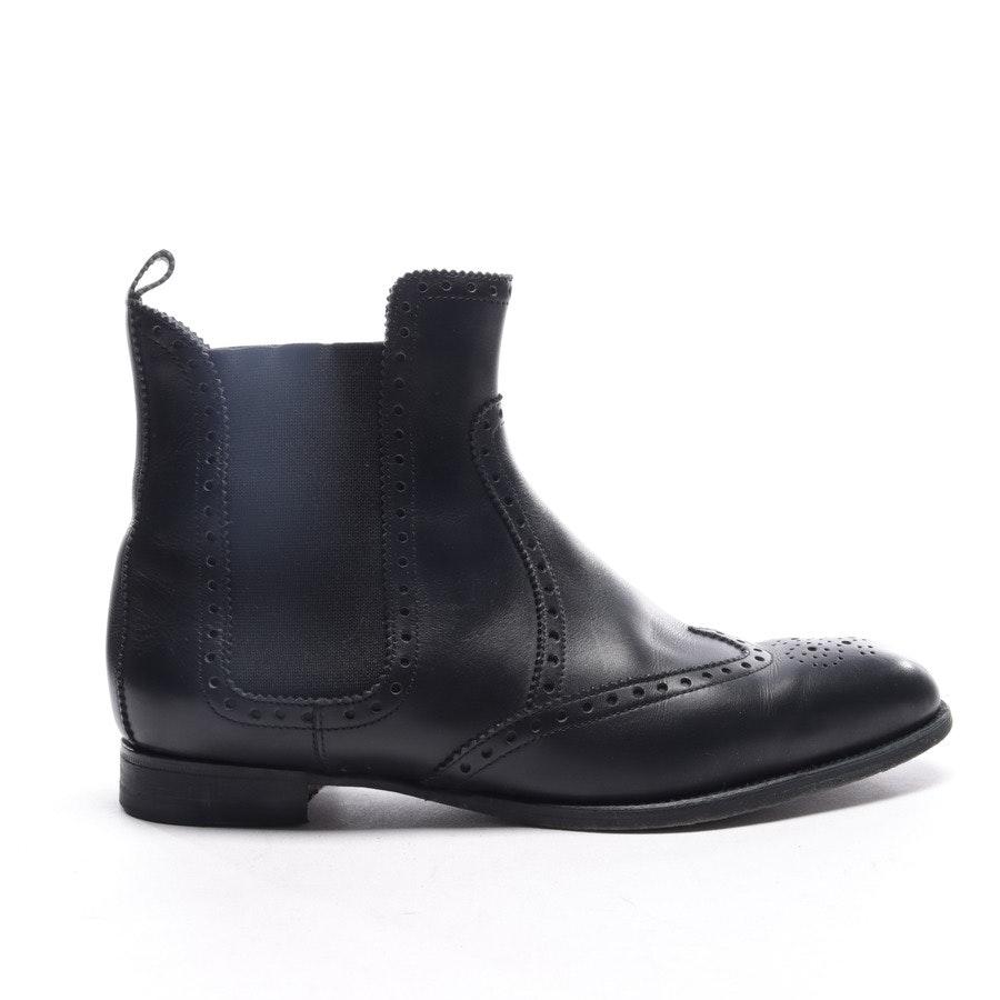 Stiefeletten von Hermès in Schwarz Gr. EUR 39