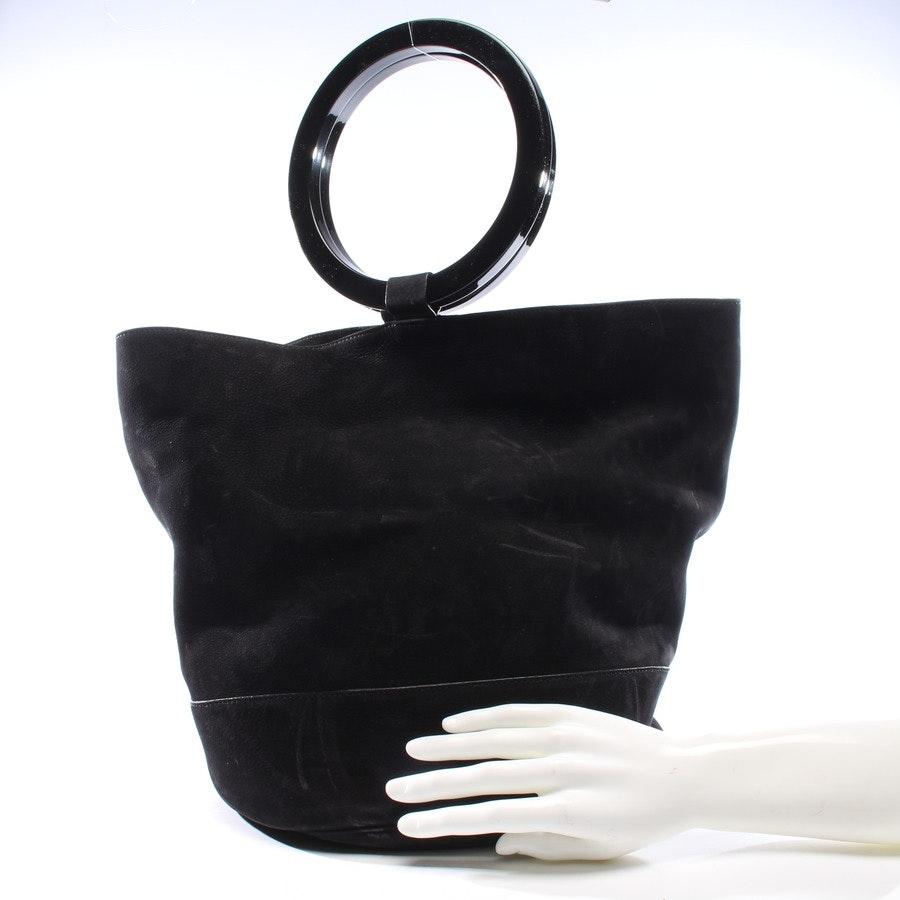 Handtasche von Simon Miller in Schwarz - Tote Bonsai 30