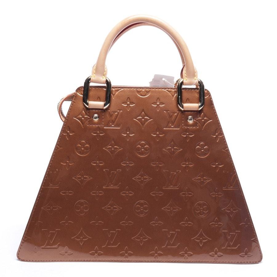 Handtasche von Louis Vuitton in Bronze und Beige